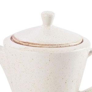 Seasons Oatmeal Spare Tea Pot Lid