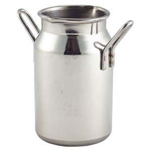 Stainless Steel Mini Milk Churn 5oz / 140ml