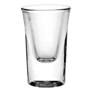 Boston Heavy Based Shot Glass 1oz / 25ml
