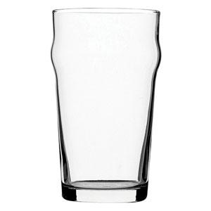Nonic Pint Glass 20oz LCE at 10oz