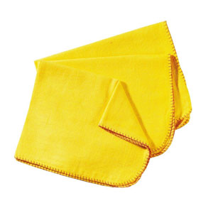 Standard Yellow Dusters 50 x 50cm
