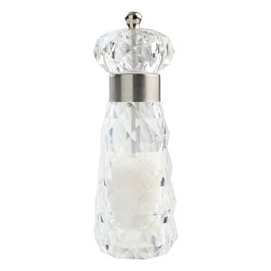 Acrylic Diamond Salt Mill