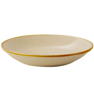 Seasons Wheat Coupe Bowl 12inch / 30cm