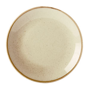 Seasons Wheat Coupe Plate 7inch / 18cm