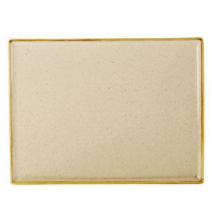 Seasons Wheat Rectangular Platter 35 x 25cm