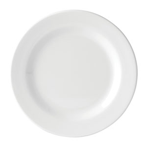 Wide Rimmed Plate 6inch / 15cm