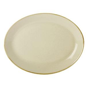 Seasons Wheat Oval Plate 12inch / 30cm