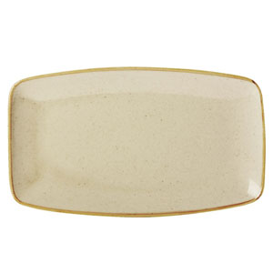 Seasons Wheat Rectangular Platter 31 x 18cm