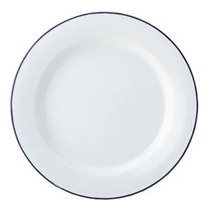 Eagle Enamel Plate 9.5inch / 24cm