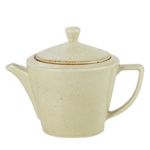 Seasons Wheat Conic Tea Pot 18oz / 500ml