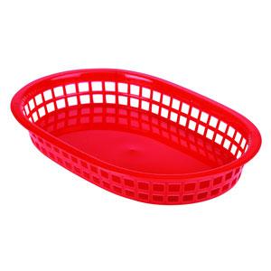 Fast Food Basket Red 27.5x17.5cm