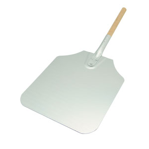 Pizza Peel Wood Handle 12 x 14inch Blade 26inch