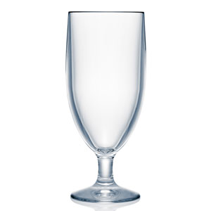 Strahl Design + Contemporary Polycarbonate Water Goblet 14oz / 414ml