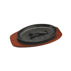 Oval Sizzle Platter 11.5inch / 29.2cm