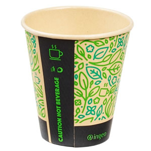 Ultimate Eco Bamboo Hot Drink Cup 8oz / 230ml