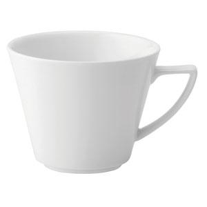 Utopia Anton Black Deco V Shaped Cup 12oz / 340ml