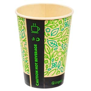 Ultimate Eco Bamboo Hot Drink Cup 12oz / 340ml