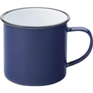Eagle Enamel Blue Mug 13.5oz / 380ml