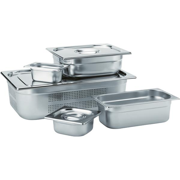 GN 1/6 Gastronorm Pan 150mm Deep — Licensed Trade Supplies