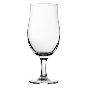 Draft Stemmed Beer Glasses 13oz LCE at 10oz