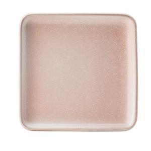 Fondant Plate Pink 8inch / 20cm