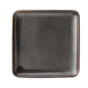 Fondant Plate Silver 8inch / 20cm