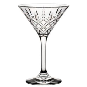 Lucent Polycarbonate Vintage Martini Glasses 8.3oz / 235ml