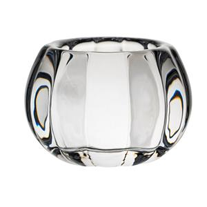 Round Panelled Nightlight Holder
