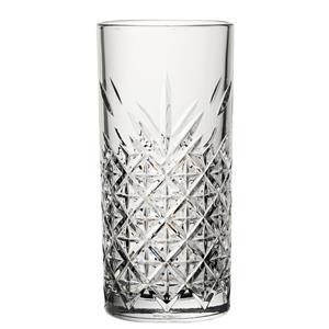 Timeless Vintage Long Drink Glasses 12.75oz / 370ml