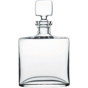 Nude Square Whisky Bottle 44oz / 1.25ltr