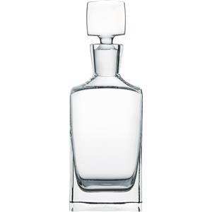 Nude Square Whisky Bottle 28.25oz / 800ml