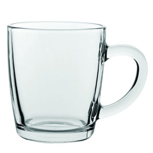 Barrel Toughened Mug 12oz / 340ml
