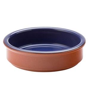 Estrella Tapas Dark Blue Dish 4.5inch/11cm