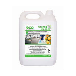 Eco Endeavour Orange Cleaner & Degreaser 5ltr
