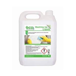 Eco Endeavour Washing Up Liquid 5ltr