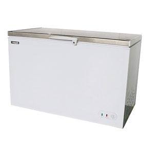 Blizzard Stainless Steel Lid Chest Freezer 450ltr
