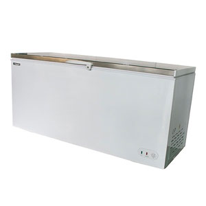 Blizzard Stainless Steel Lid Chest Freezer 650ltr