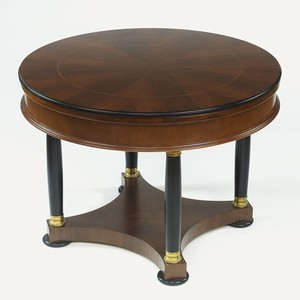 Luxury Rotondo Games Table