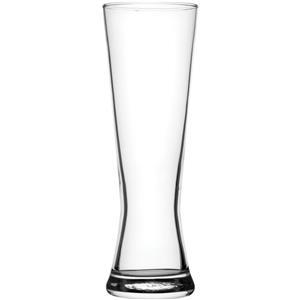 Polite Beer Glasses 14oz LCE at 10oz