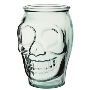 Tall Skull Jar 18oz / 520ml