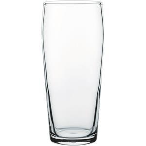 Toughened Jubilee Pint Glasses 20oz / 570ml