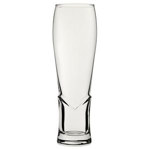 Wheat Craft Beer Glasses 15.5oz LCE at 2/3rd Pint