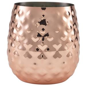 Copper Pineapple Cup 15.5oz / 440ml