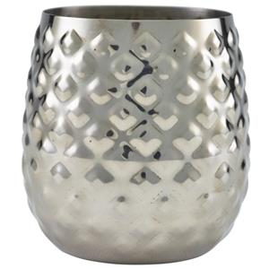 Stainless Steel Pineapple Cup 15.5oz / 440ml