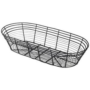 Oblong Wire Basket 39 x 17 x 8cm