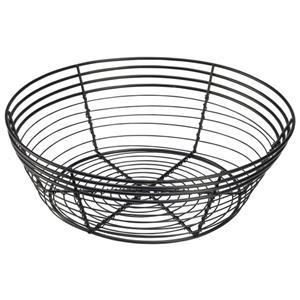 Round Wire Basket 25.5 x 8cm