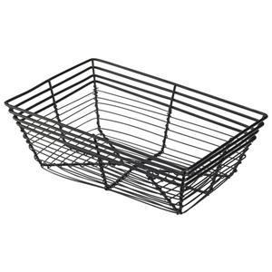 Rectangular Wire Basket 23 x 15 x 7.5cm