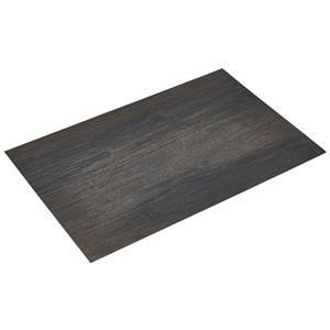 Placemat Dark Wood Effect 45 x 30cm