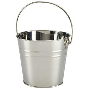 Stainless Steel Serving Bucket 16cm