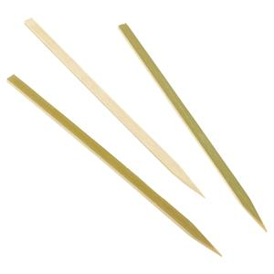 Bamboo Flat Skewers 7inch / 18cm (100pcs)